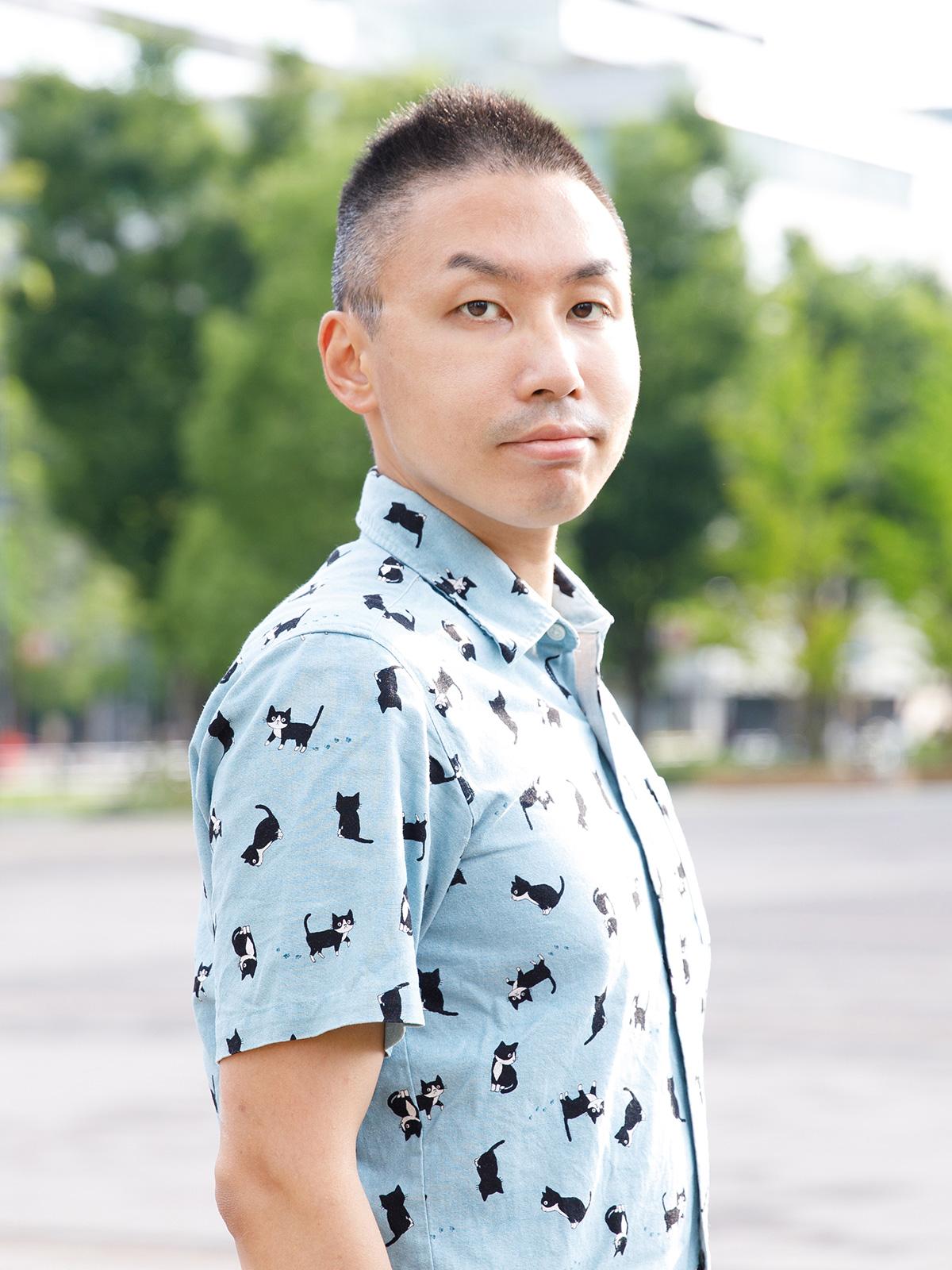 阪井壱成|元自衛官のヒトねこ写真家